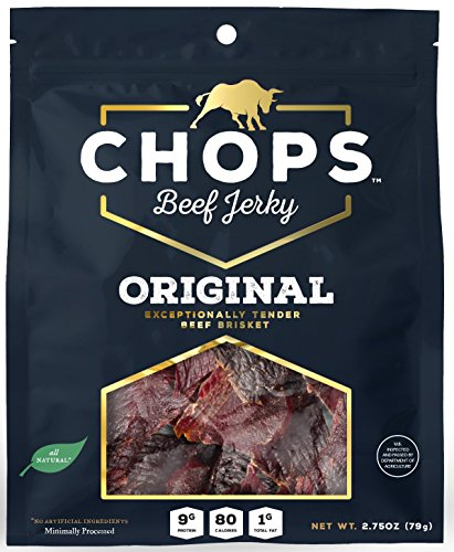 Review Chops Beef Jerky 4