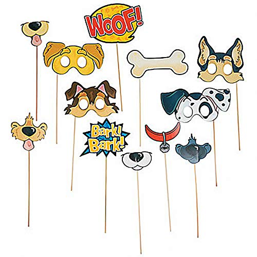Fun Express Puppy Dog Party Costume Props ()