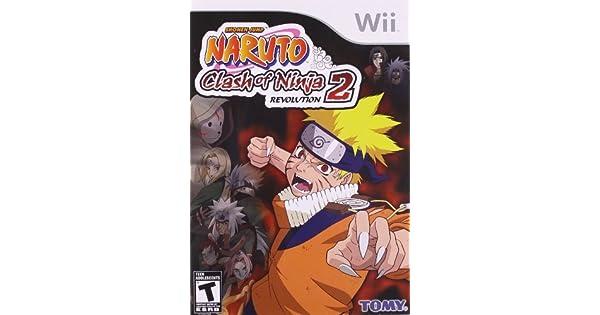 Naruto: Clash Of Ninja Revolution 2 - Nintendo Wii by D3 ...