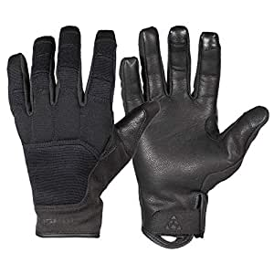 Magpul Core Patrol Lightweight Leather Gloves Small, Black, Small