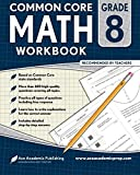 img - for 8th grade Math Workbook: CommonCore Math Workbook book / textbook / text book