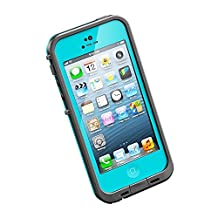 TPLB High Performance Waterproof Case for iPhone 5/5S-Teal