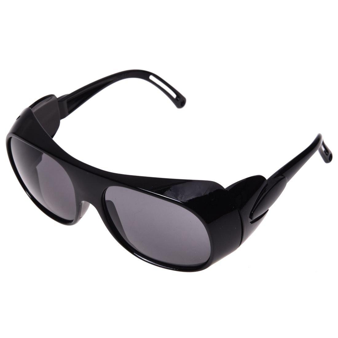 Gafas protectoras - TOOGOO(R) Gafas protectoras Gafas de patillas Gafas de proteccion laser Gafas gris