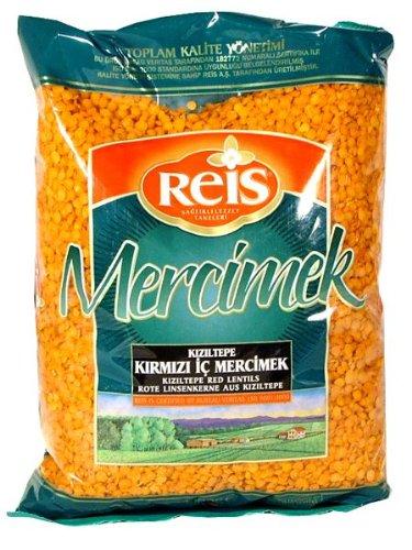 Red Lentils - 2.2lbs (1kg) by Reis