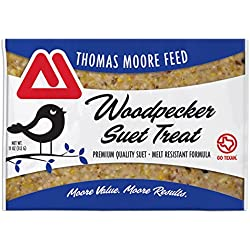 Tmf Premium Quality Woodpecker Suet Treat, 11 Oz