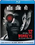 12 Monkeys [Blu-ray] (1995)