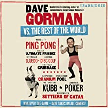 Dave Gorman Vs The Rest of the World Audiobook by Dave Gorman Narrated by Dave Gorman