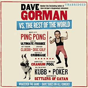 Dave Gorman Vs The Rest of the World Hörbuch