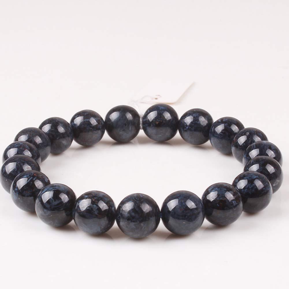 1/M/èche de 8/mm Naturel Bleu Sable Pierre pr/écieuse de Goldstone Perles rondes en vrac pour fabrication de bijoux