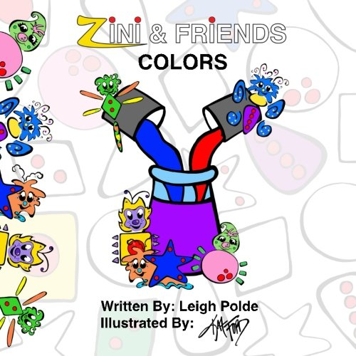 Zini And Friends: Colors