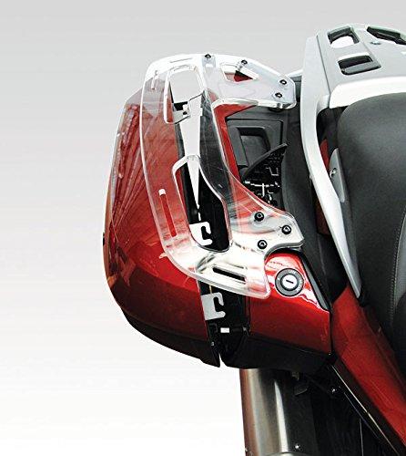 Isotta Portaequipajes trasero maletas laterales para K1600 GT//GTL 2010-2016 R1200RT transparent