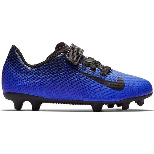 Nike Jr Bravata II (V) FG, Botas de fútbol Unisex Niños: Amazon.es: Zapatos y complementos