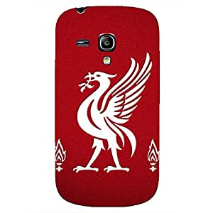 Unique Design FC Real Madrid FC Team Logo Phone Case Cover For Samsung Galaxy S3mini 3D Plastic Phone Case