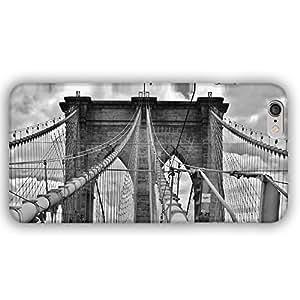 Brooklyn Bridge New York City Case For Iphone 4/4S Cover Slim Phone Case