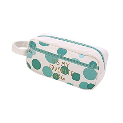 Amazon.com: 🧚 -Pencil Case with Handle | Large Capacity ...