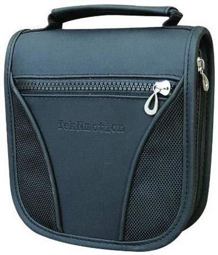 TekNmotion 48 Capacity CD/DVD Wallet (Black) ()