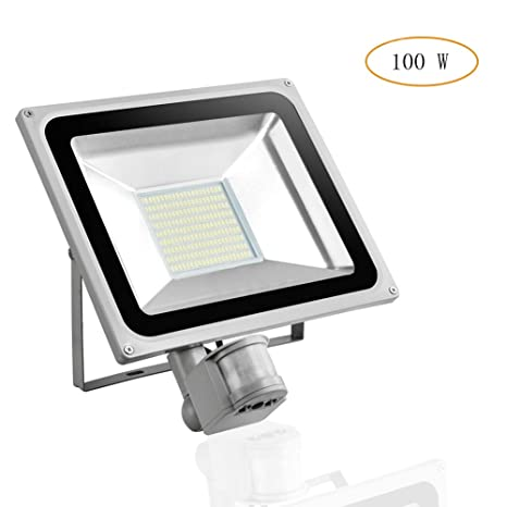 2X 100W Blanco fr¨ªo IP65 reflector impermeable SMD con la luz de inundaci¨