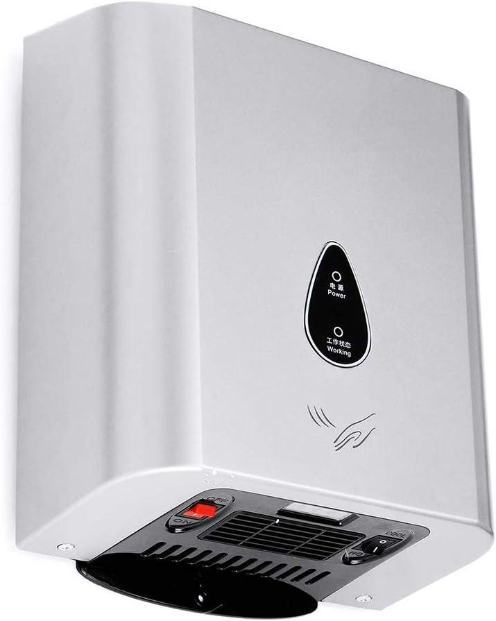 Automatico Hot And Cold Asciugamani Elettrico con Funzione di Sterilizzazione di Resistenza Elevata Rigidezza alla Corrosione pu/ò Resistere alla Ad Alta velocit/à della Mano Asciugatrice