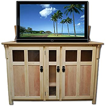 Touchstone 70162 Bungalow Unfinished TV Lift Cabinet