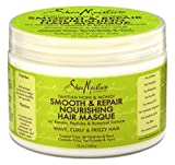 Shea Moisture Tahitian Noni & Monoi Smooth & Repair Nourishing Hair Masque