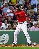 """Dustin Pedroia Boston Red Sox 2016 MLB Action Photo (Size: 8"""" x 10"""")"""