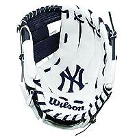 """Guantes de béisbol Wilson A0200 New York Yankees, 10 """""""