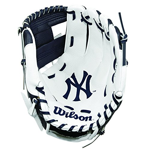 Wilson A0200 New York Yankees Baseball Gloves, 10