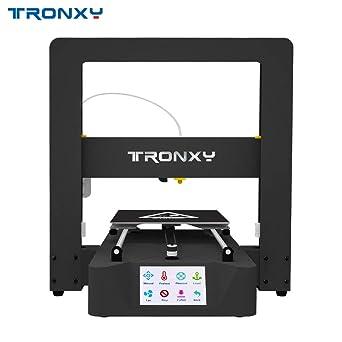 Ensamblaje rápido Impresora 3D TRONXY X6A Pantalla táctil ...