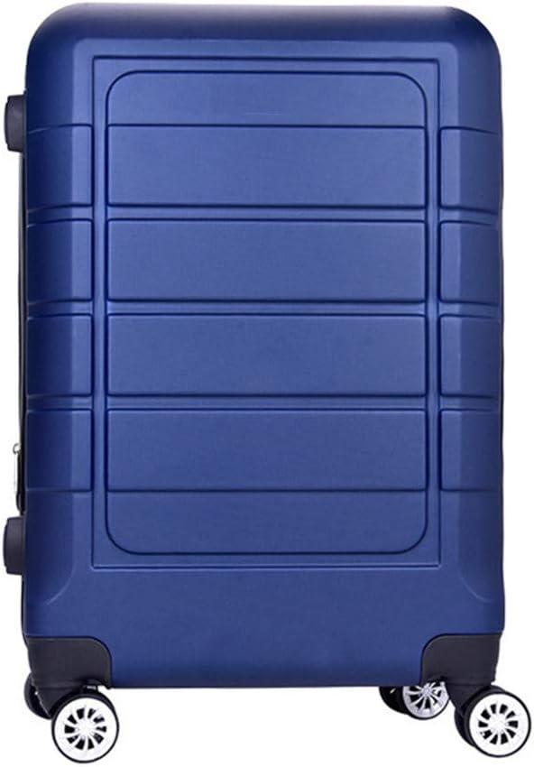 Juego de Equipaje HMJ Maleta de Cuero Trolley de Viaje Pintura Cabina Equipaje Tablero Retro Caja de Seguridad