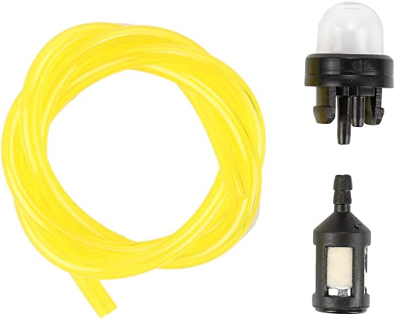 [SCHEMATICS_48IS]  Amazon.com: Harbot Fuel Line with Primer Bulb and Fuel Filter Kits for  McCulloch 2010 2014 2016 3210 3214 3216 Chainsaw: Garden & Outdoor | Mcculloch Fuel Filter |  | Amazon.com