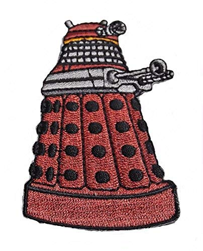 DOCTOR WHO Red DALEK 3