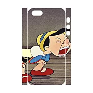 iphone5s Phone Case White Pinocchio Pinocchio CZL5846088