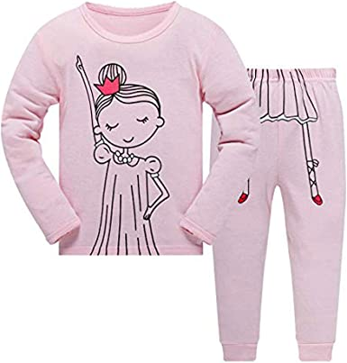 Juego de Pijama de algodón orgánico con Texto en inglés Love ...