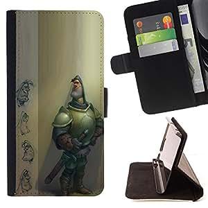 - Queen Pattern FOR LG G2 D800 /La identificaci????n del cr????dito ranuras para tarjetas tir????n de la caja Cartera de cuero cubie - knight character computer graphics cgi -