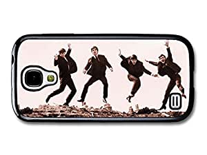 The Beatles Jumping Sepia Rockstars case for Samsung Galaxy S4 mini by icecream design