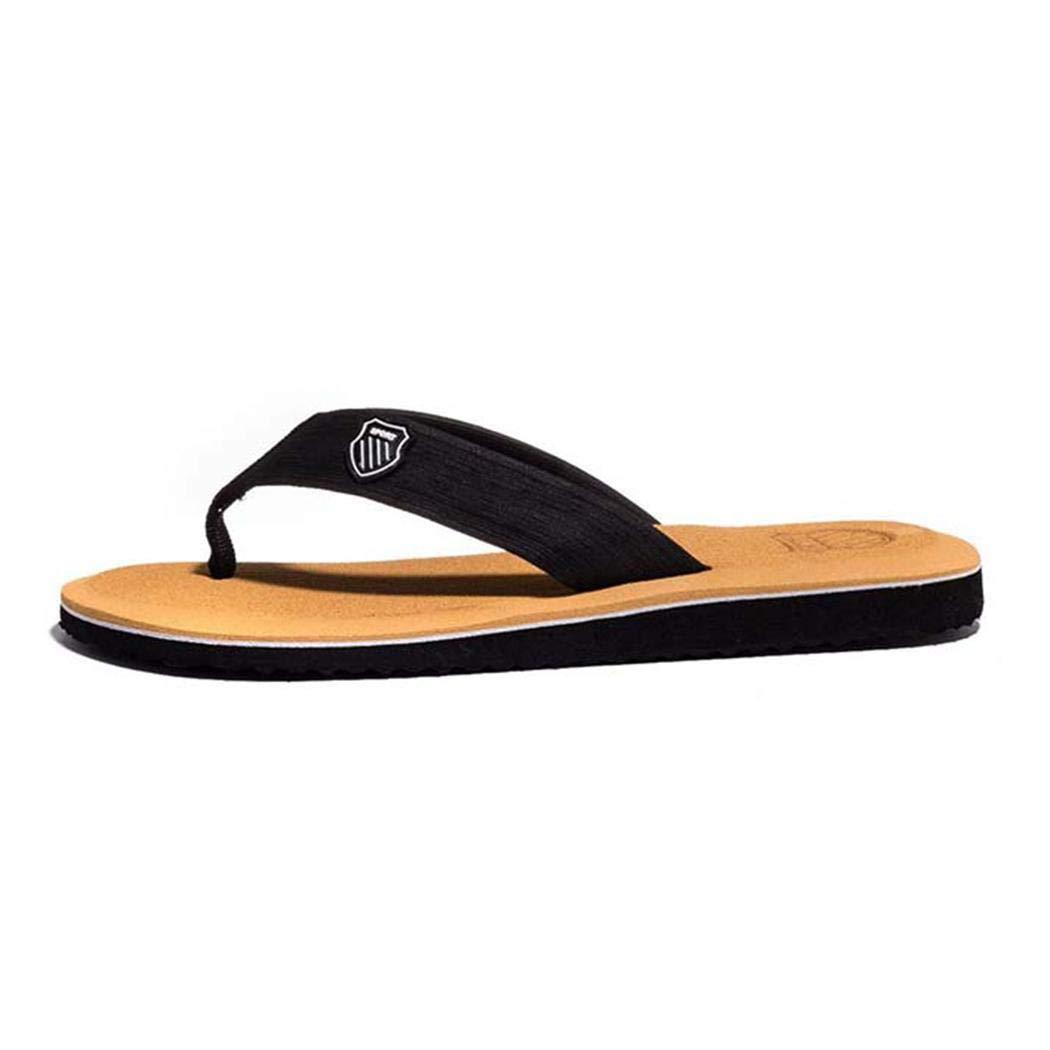 yagot Männer Flip Flops lässig atmungsaktiv bequem Sommer Strand Slipper Schuhe Sandalen