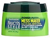 power putty mess maker - Garnier Fructis Mess Maker Power Putty 3 Ounce Jar (88ml) (2 Pack)