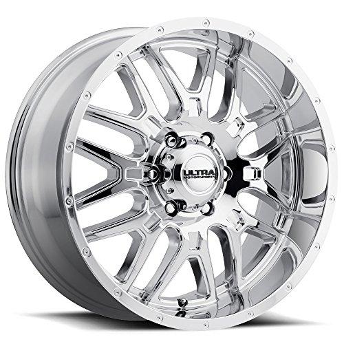 Ultra Hunter Custom Wheel Chrome - 203 Chrome - 22