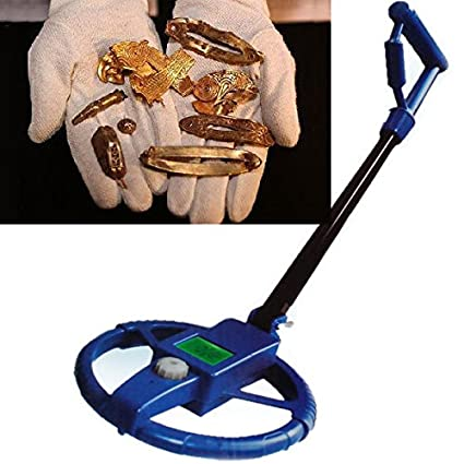 Amazon.com : Metal Detector Ground Search Metal Detector Gold/Silver/Copper : Garden & Outdoor