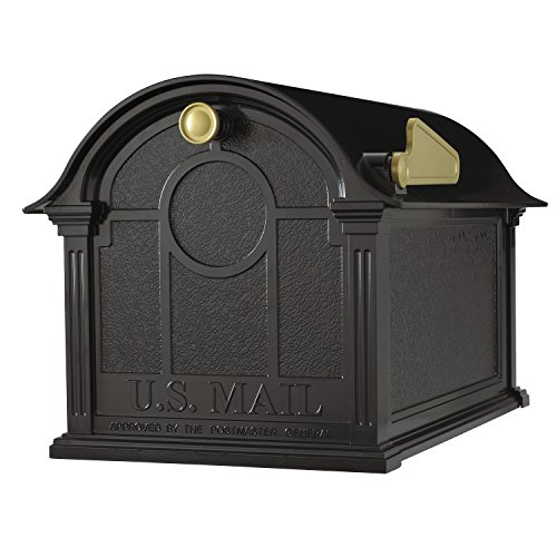 Residential Post Mount Mailbox - 4