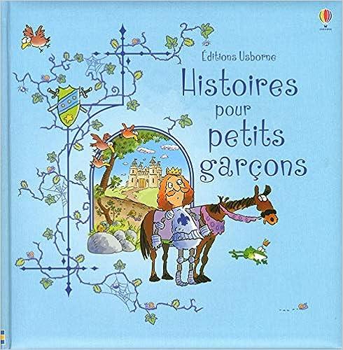 Histoires pour petits garçons