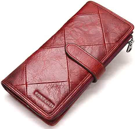 HWX Leather Mens Wallet Short Passport Card Bag Casual Retro Handmade Purse Coin Pocket Slim Pocket Color : Light Yellow, Size : 10CM14CM2CM