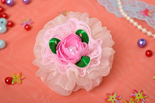 Beautiful Handmade Hair Scrunchie Hair Style Ideas Hair Tie For Kids Small Gifts (Ideas For Hairstyles)
