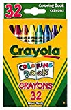 Crayola Color Crayons,32-count (3-Pack)