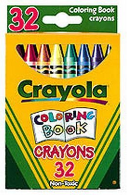 Crayola Color Crayons,32-count (3-Pack) by Crayola