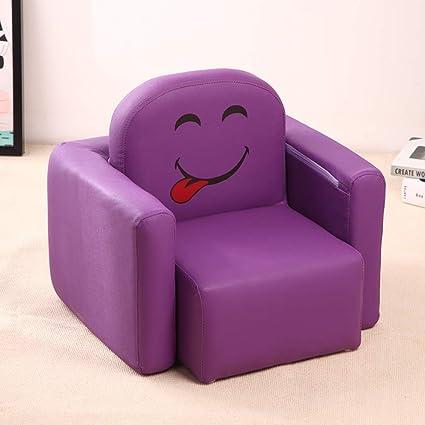 WJH Sofás los niños,Silla del sofá de los niños,Mini Movible ...
