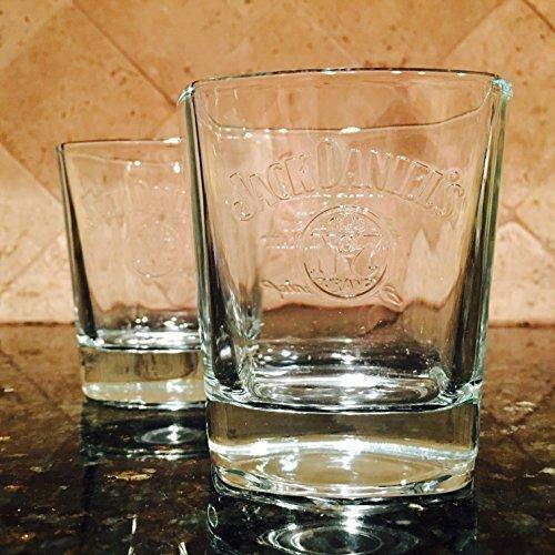 Jack Daniel's Tennessee Whiskey Tumblers (Set of - Glasses Jack Daniels