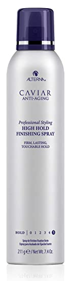 CAVIAR Anti-Aging Professional Styling High Hold Finishing Hair Spray, 12-Ounce