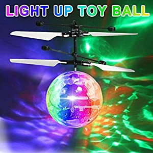 TURNMEON RC Flying Toy,Remote ...