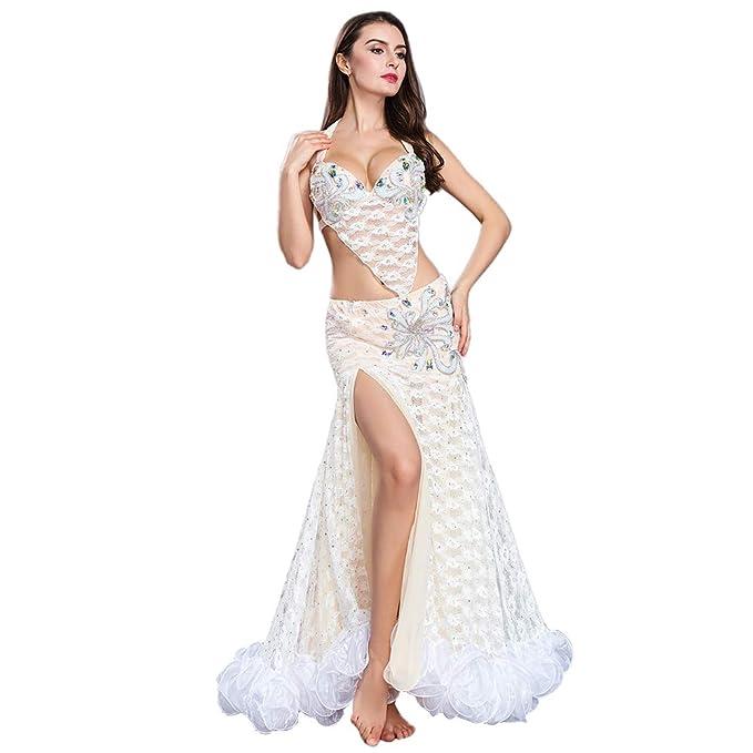Amazon.com: ROYAL SMEELA - Conjunto de disfraz de danza del ...